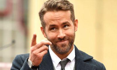 Ryan Reynolds mostró cómic