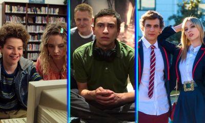 series de adolescentes en Netflix
