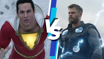 Zachary Levi cree que Shazam vencería a Thor