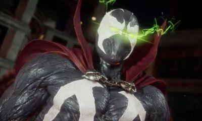 Spawn estará en 'Mortal Kombat 11'