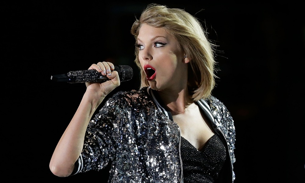 Taylor Swift iba estar en 'The Vampire Diaries'