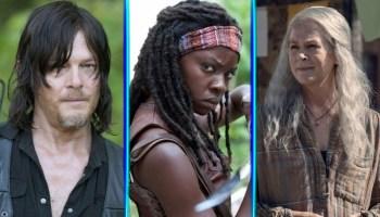 Fans reaccionan a la salida de Michonne de 'The Walking Dead'