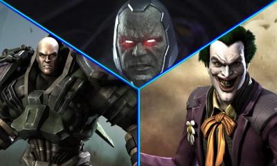 Darkseid aparecería en Titans