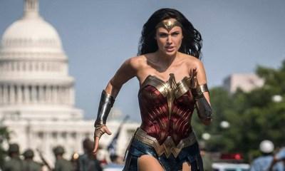 'Wonder Woman 1984' cancelaría su estreno en cines
