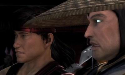 Acusan que Shang-Chi es un plagio de Liu Kang