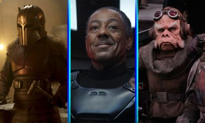 Armorer podría haber aparecido en 'The Clone Wars'