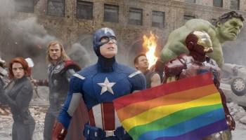 MCU introducirá un equipo completamente LGBT