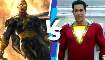 Black Adam aún no tendrá un crossover con Shazam