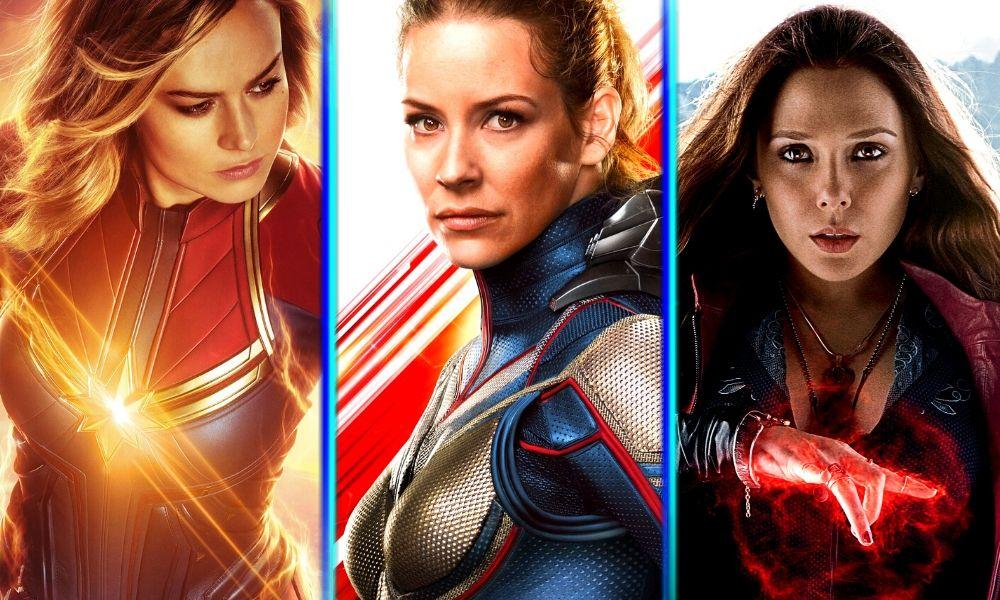 Captain Marvel aparecería en el reboot de X-Men