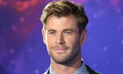 Chris Hemsworth habló de la película de 'Hulk Hogan'