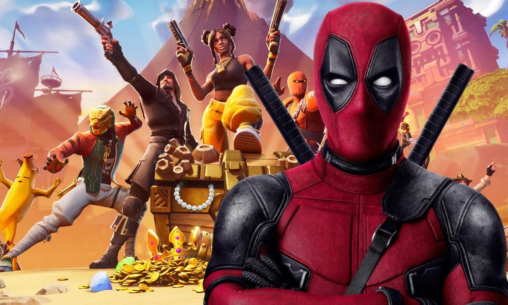 Cuándo estará disponible el traje de Deadpool en 'Fortnite'