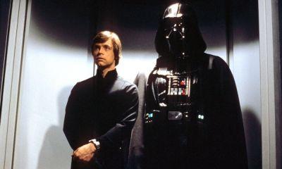 Darth Vader no sería el padre de Luke Skywlaker