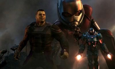 editaron a los Avengers como doctores por coronavirus