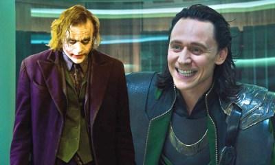 así se vería Tom Hiddleston como Joker