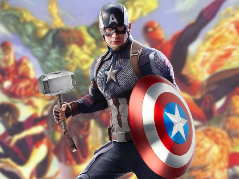 'Avengers: Endgame' tuvo una referencia a 'Secret Wars'