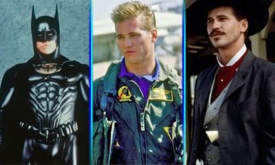 Val Kilmer rogó para regresar a 'Top Gun: Maverick'