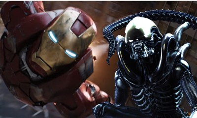 'The Avengers' hizo una referencia a 'Alien'