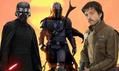 época de la nueva serie de 'Star Wars'