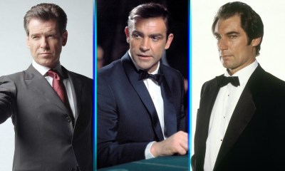 Pierce Brosnan quiere ser un villano de James Bond