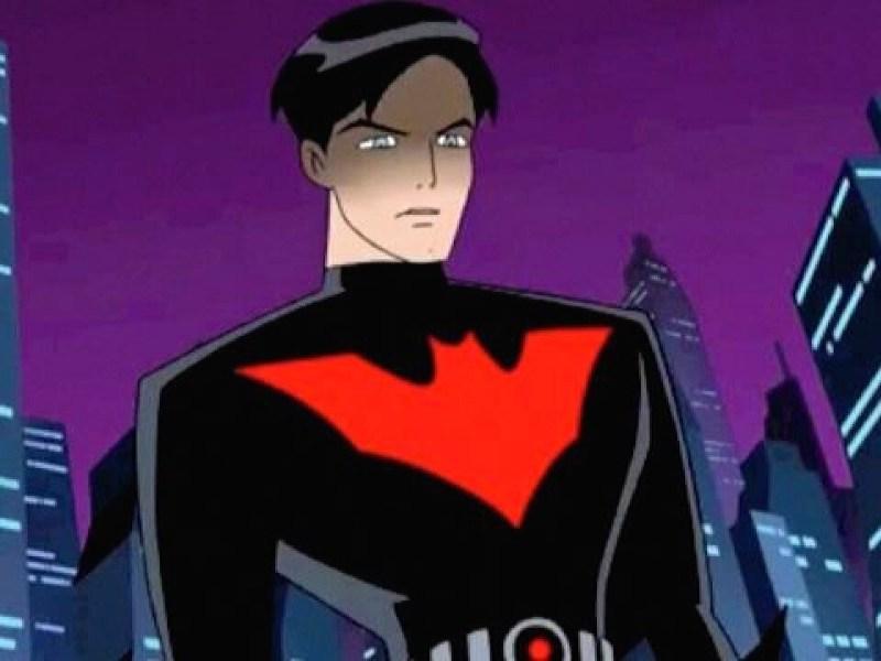 live-action de Batman Beyond podría basarse en 'Return of the Joker'