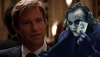Joker engañó a Harvey Dent 'The Dark Knight'