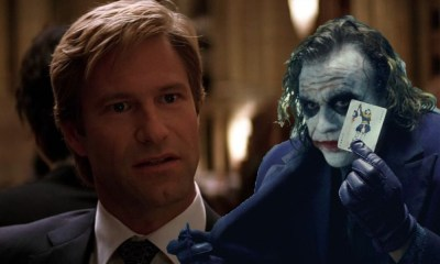 Joker engañó a Harvey Dent 'The Dark Knight'