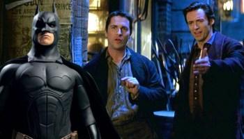 referencia a The Dark Knight en The Prestige