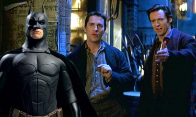 referencia a The Dark Knight en The Prestige