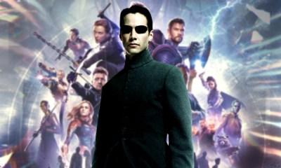 referencia a 'Matrix' en Ant-Man and the Wasp