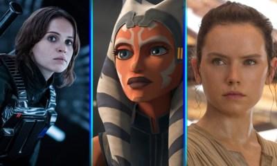 Estrenarán una nueva serie de 'Star Wars' protagonizada por una mujer