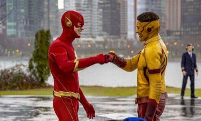 Grant Gustin revela su momento favorito de 'The Flash'