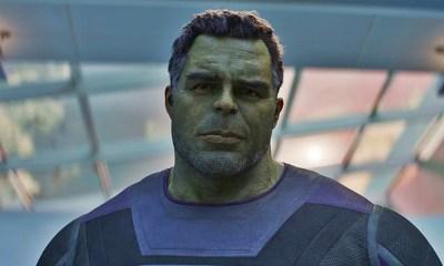 escena eliminada de Hulk en Endgame