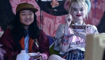 Harley Quinn y Poison Ivy en una relación