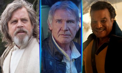 Harrison Ford aparecería en 'Guardians of the Galaxy Vol 3'