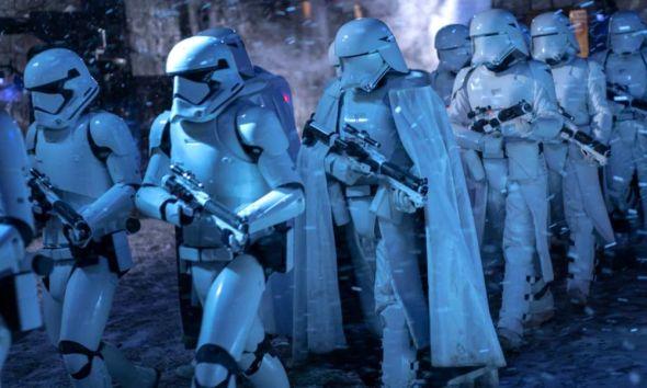 hijos de los rebeldes era el objetivo de First Order