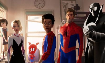 'Into the Spider-Verse' no fue el primer crossover