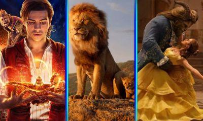 live-action de Aladdin sería trilogía