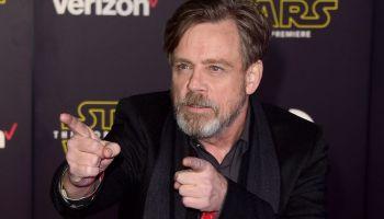 Mark Hamill rinde tributo a Star Wars