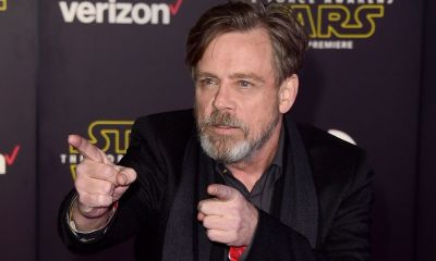 Mark Hamill rinde tributo a Star Wars