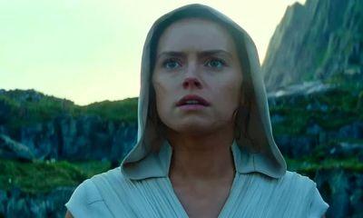 look de Rey es una referencia a Leia