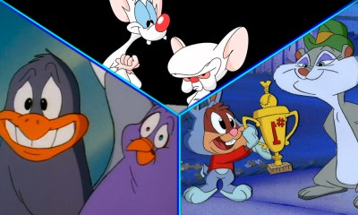 pinky y cerebro regresan junto a Animaniacs