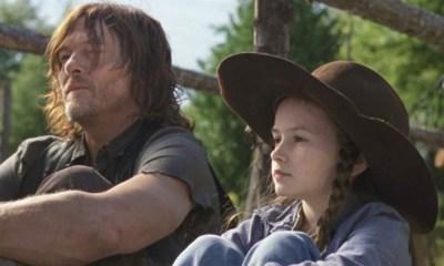 razón por la que Judith Grimes le mintió a Daryl