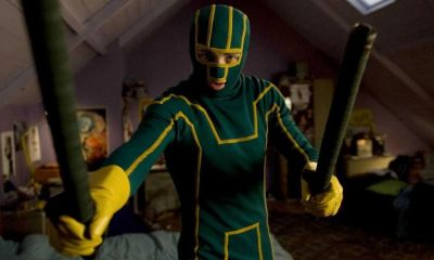 referencia de Layer Cake en Kick-Ass