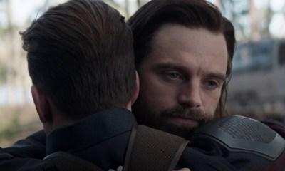Sebastian Stan explicó el final entre Bucky y Steve Rogers