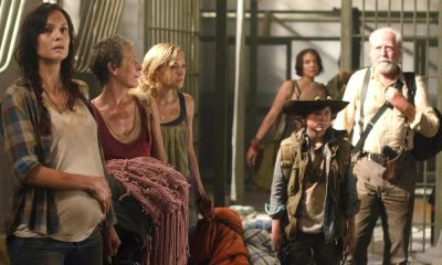 The Walking Dead no pagaba a sus actores