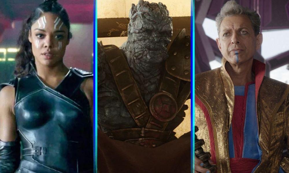 Thor 4 revelará detalles de Korg