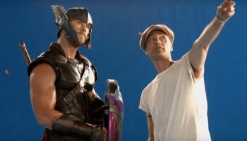Retraso de 'Thor: Love and Thunder' beneficiaría a Taika Waititi