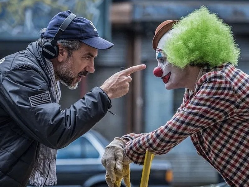 Ganancia de Todd Philips por dirigir Joker