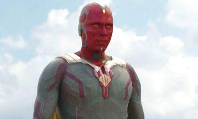 Vision formó parte del equipo Iron Man en Civil War