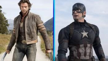 Captain America derrotó a Wolverine como Hombre Lobo